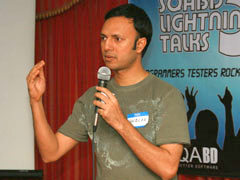 Improving status of testers/QA Engineers in team | Shiblee Mehdi | LightningTalks3